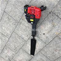 苗木断根起球机 汽油挖树移苗机 铲头断根机