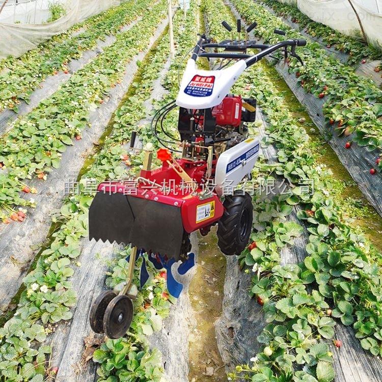 178型旋耕管理机 手扶起垄开沟培土机价格