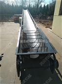 加料斗皮带输送机 升降皮带机 装卸车送料机