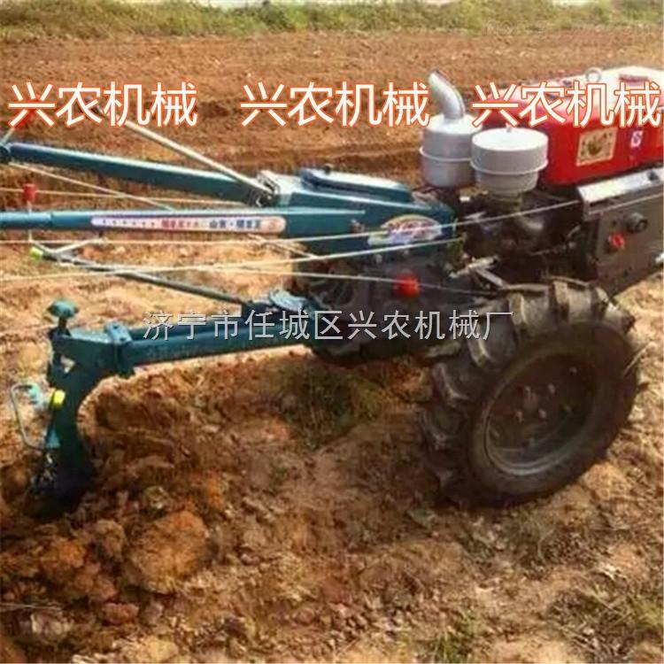 xnjx-8-25- 手扶式土壤開溝機 水田用旋耕犁地機