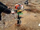 果树种植挖坑机 深度种植专用地钻钻洞机