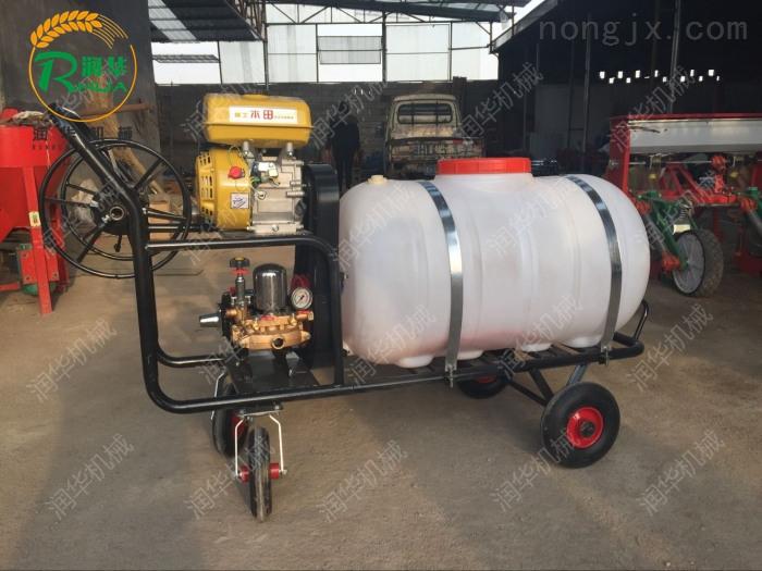 汽油高压手推喷雾器  果树园林打药杀虫机
