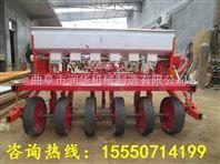 小麦施肥播种机拖拉机牵引种植机械厂家
