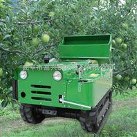 富兴自走式施肥回填机 果园开沟机价格