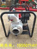 汽油抽水泵型号报价 抗洪排涝自动抽吸泵