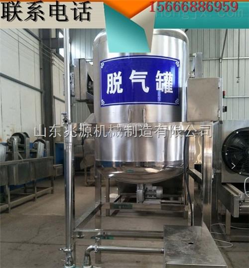 300-鸭血豆腐加工设备