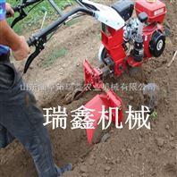 开沟培土管理机 小型农用手扶葡萄埋藤机