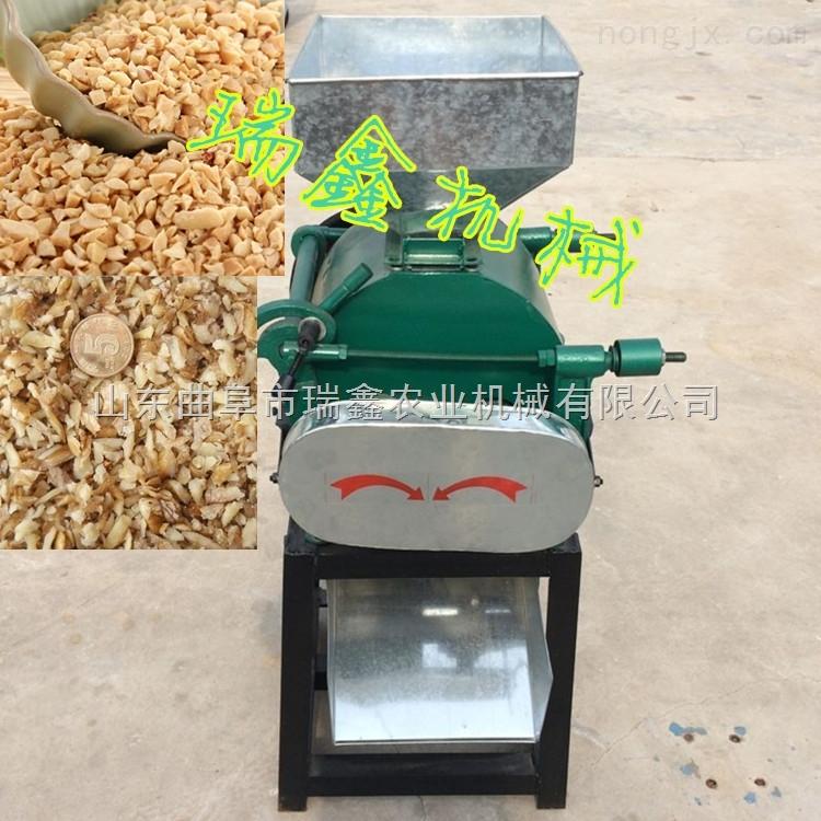 压豆扁机多少钱 家用玉米大豆粉碎机