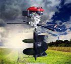 FX-WKJ大马力四冲程打孔机 小型手提植树挖坑机