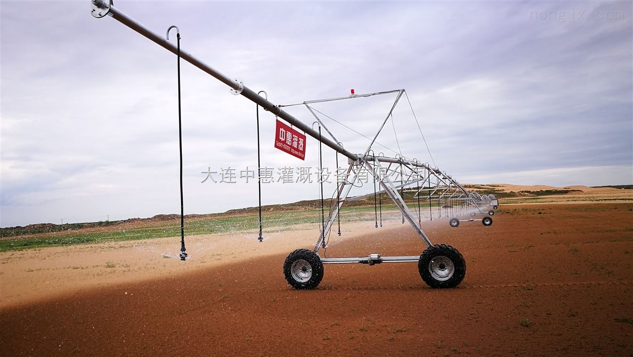DYP-356-中心支轴式喷灌机