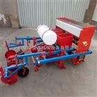 JX-BZ花生播种起垄机厂家 拖拉机覆膜机