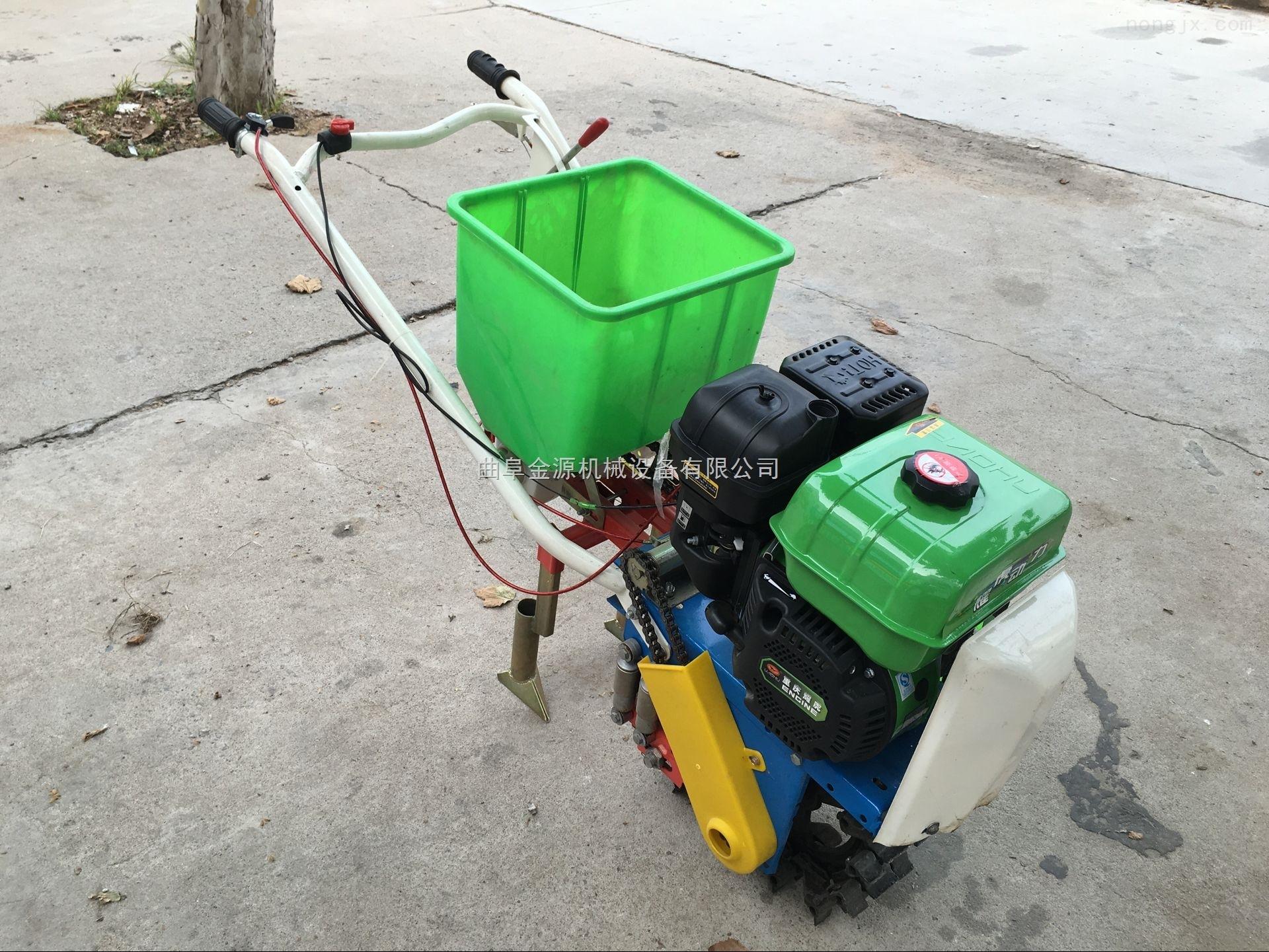 膜上精密玉米播种机 操作简单蔬菜点播机