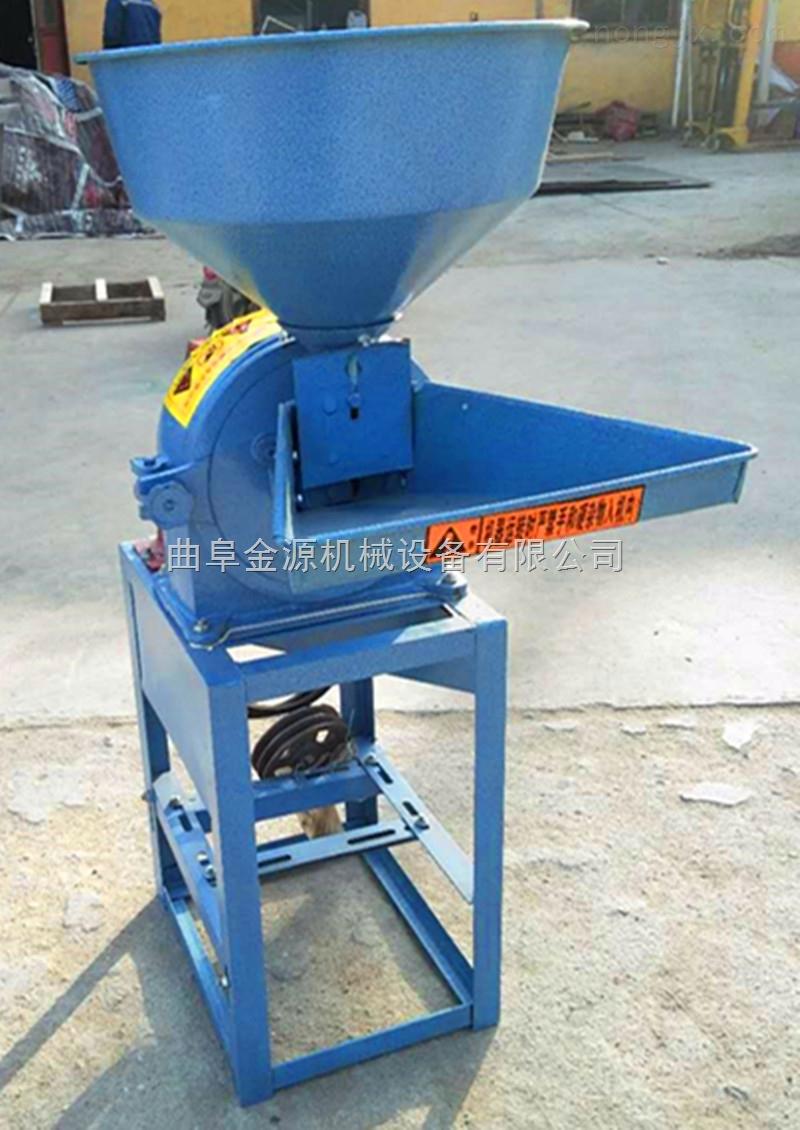 电动小型磨面机 面粉加工设备