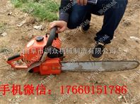 苗圃树苗挖树机 大马力起树机 树木移植机