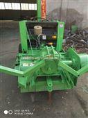 玉米秸秆粉碎打捆机青贮饲料秸秆回收机