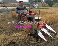 苜蓿草芦苇收割机 苏州手扶车头割晒机