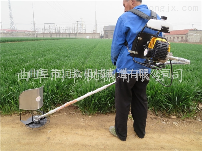 混合油割草机 合金刀片收割机 杂草除根机