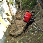 xnxj-30高效园林专用铲树机 手提式栽树挖坑机