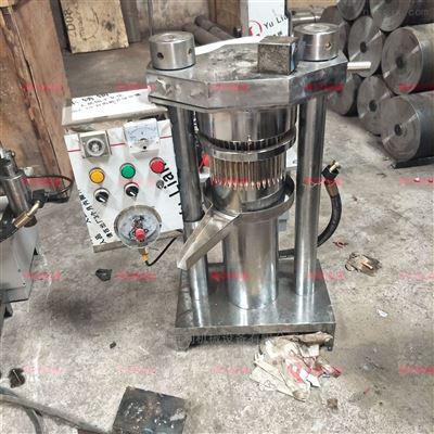 直销小型韩式液压香油机 榨油机图片