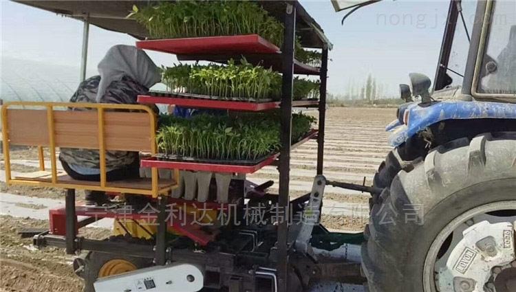 農民好幫手經濟適用玉米移栽機