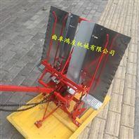 鸿友水稻插秧机种植机专用 手动手摇式插秧