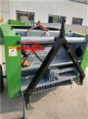 牽引式稻草打捆機 小麥秸稈打包機