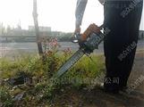挡泥板挖树机 花卉起花根机 移树断根机