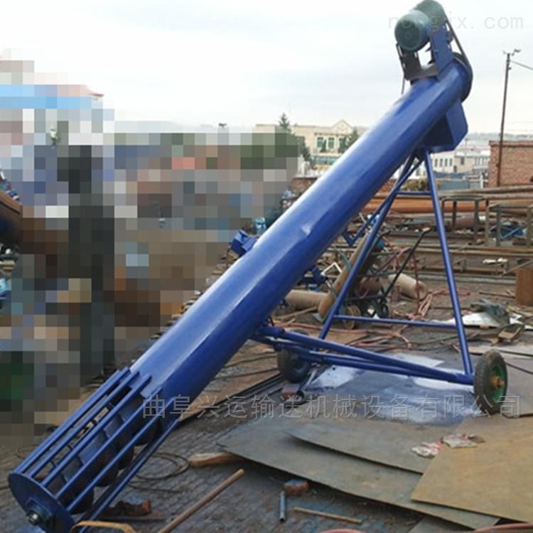 九江市垂直螺旋提升机设计