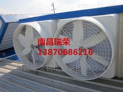 留住好员工、提高生产力,厂房降温负压风机