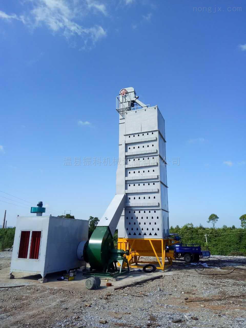 振科粮食烘干机提高粮食干燥机械化有效途径