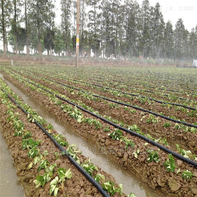 农用灌溉输水带滴灌带接口N45四通喷灌带