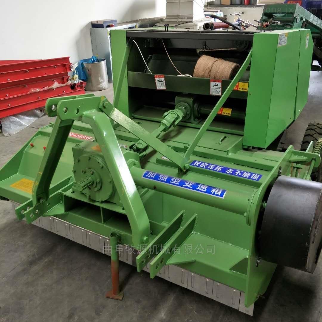 玉米秸秆粉碎回收打捆机