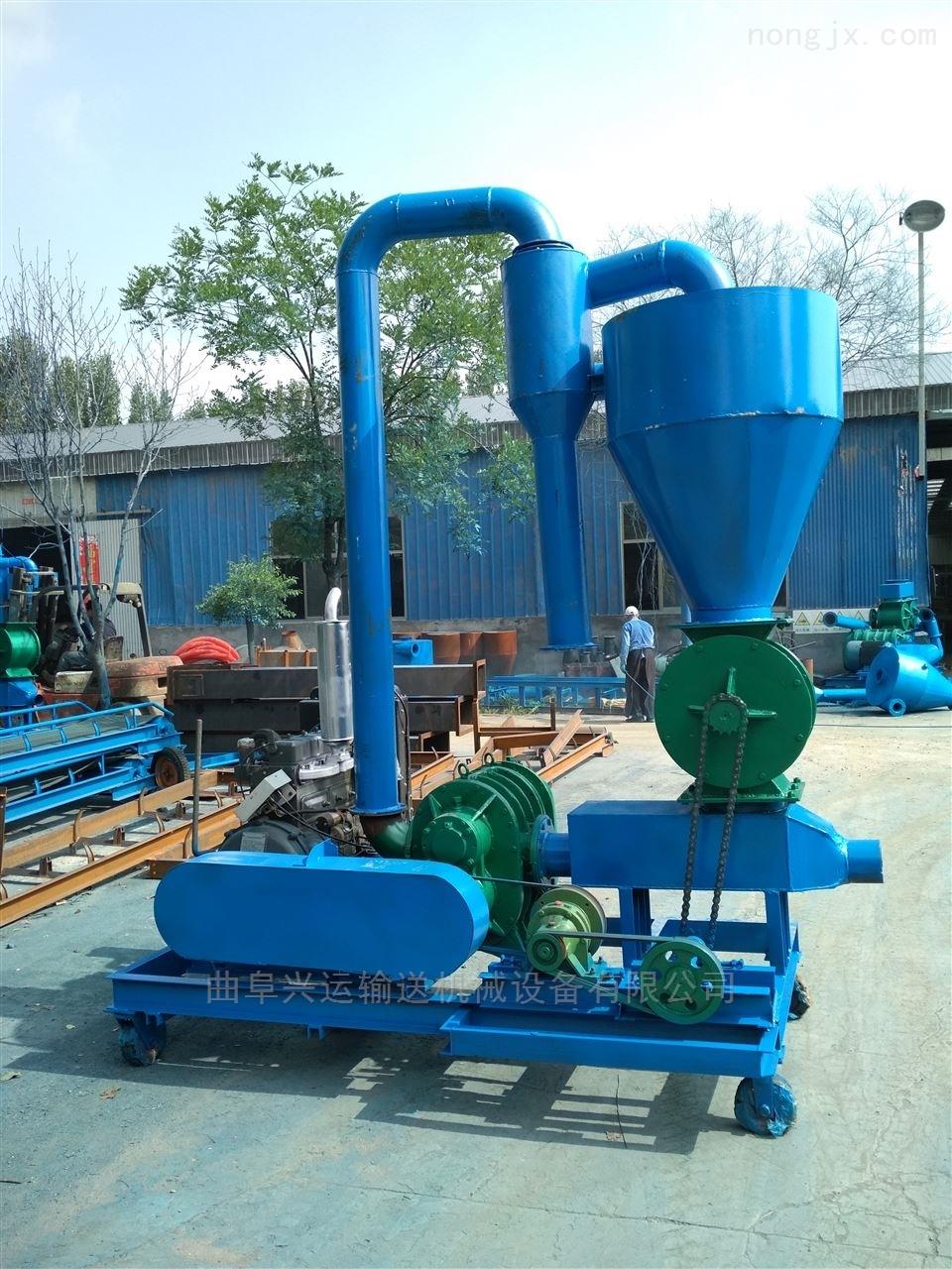 软管气力吸粮机 风力输送机厂家