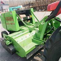玉米秸秆收获打捆机 秸秆粉碎回收拾草机