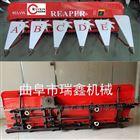 自走式艾草收割机 优质柴油手扶式割晒机