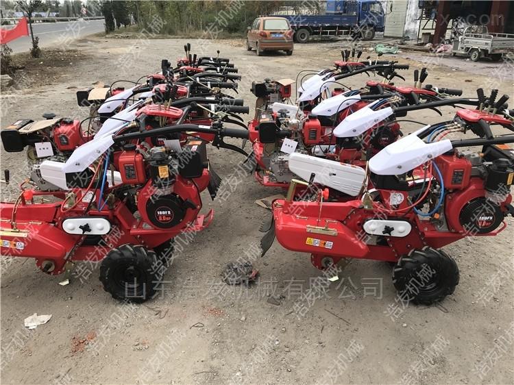 带差速器的田园机 汽油管理机 农户万能机