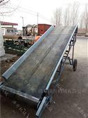 预埋刮板移动输送机 矿用煤炭装卸车皮带机