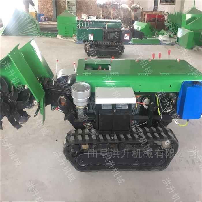 苗圃单独开沟回填一体机 农家肥料施肥机
