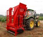 ST-1500郧阳青储秸秆收割粉碎机玉米秆回收机