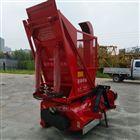 ST-1650青贮秸秆切碎回收机秸秆青储收获机价格