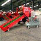 YK-5552B玉米秸秆青贮打包机厂家直销