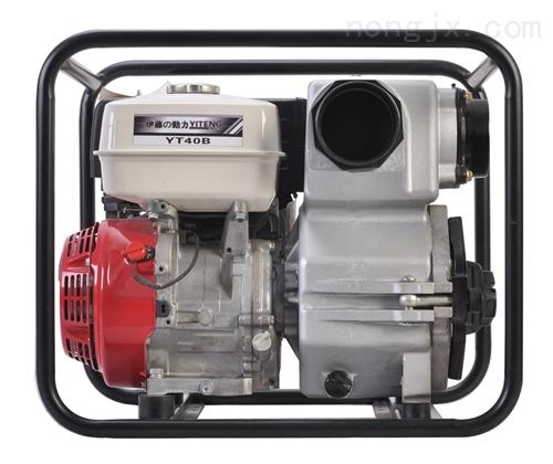 伊藤动力YT40B-2汽油机泥浆泵