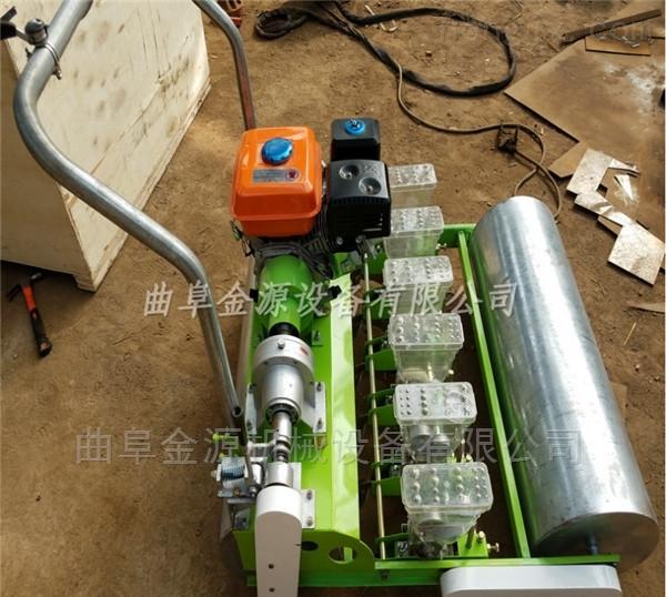 農用手推式全能播種機 高效率胡蘿卜種植機