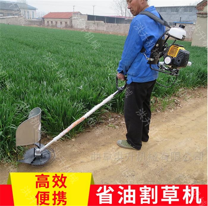 带扶到器的稻麦收割机 家用小型牧草割草机