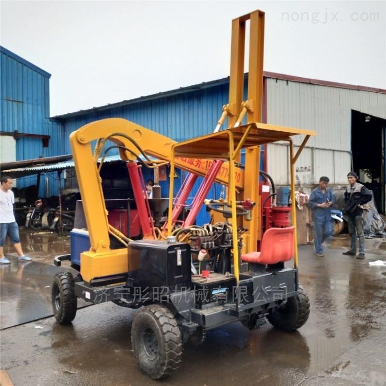 TZ-485-公路护栏打桩机厂家直销价钱合理