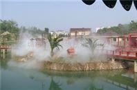 公园景区人造雾设备系统