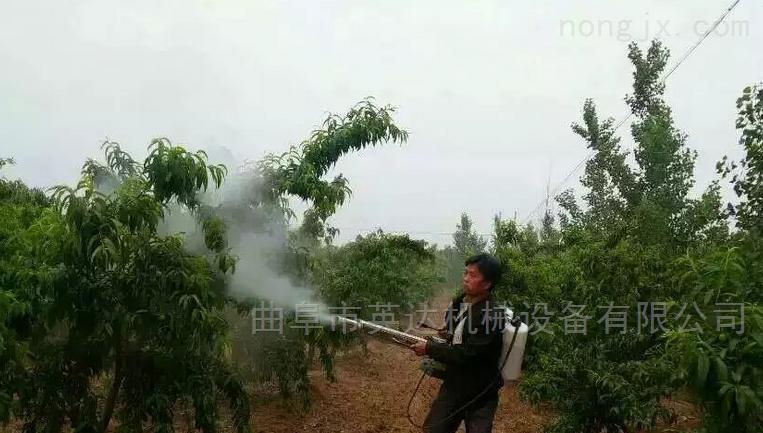 山西 雾化打药弥雾机【蔬菜大棚水稻喷雾机视频】