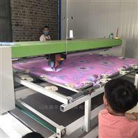 加工定制电脑绗缝机尺寸多的花型被引被机厂