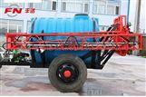 丰诺牵引式喷杆喷雾机大容量炮车