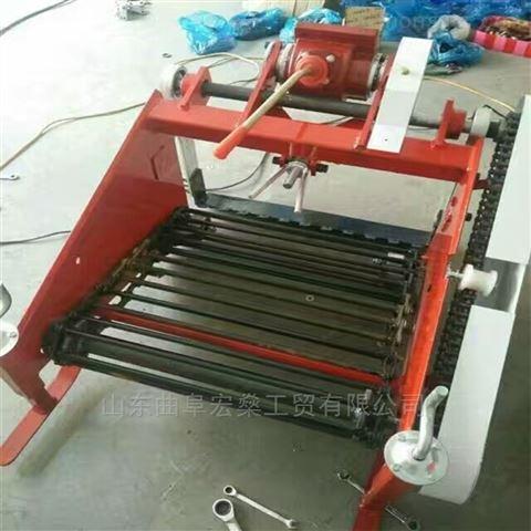 山东小手扶拖拉机带土豆收获机 红薯收割机
